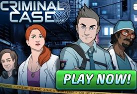Play Criminal Case on Facebook