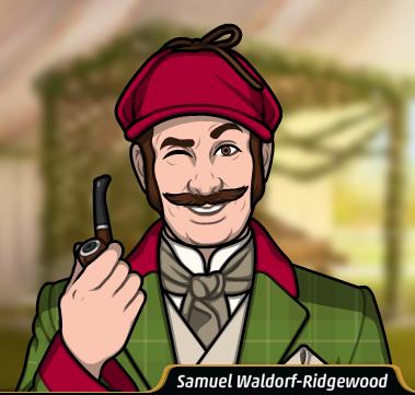 Samuel Waldorf-Ridgewood