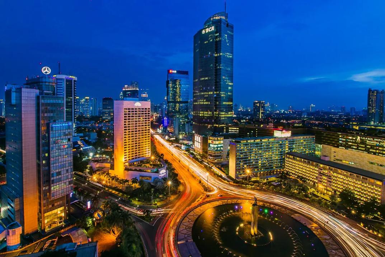 Lost in Jakarta