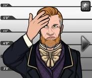 Harry Ties mugshot