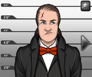 Scar Fredricks mugshot