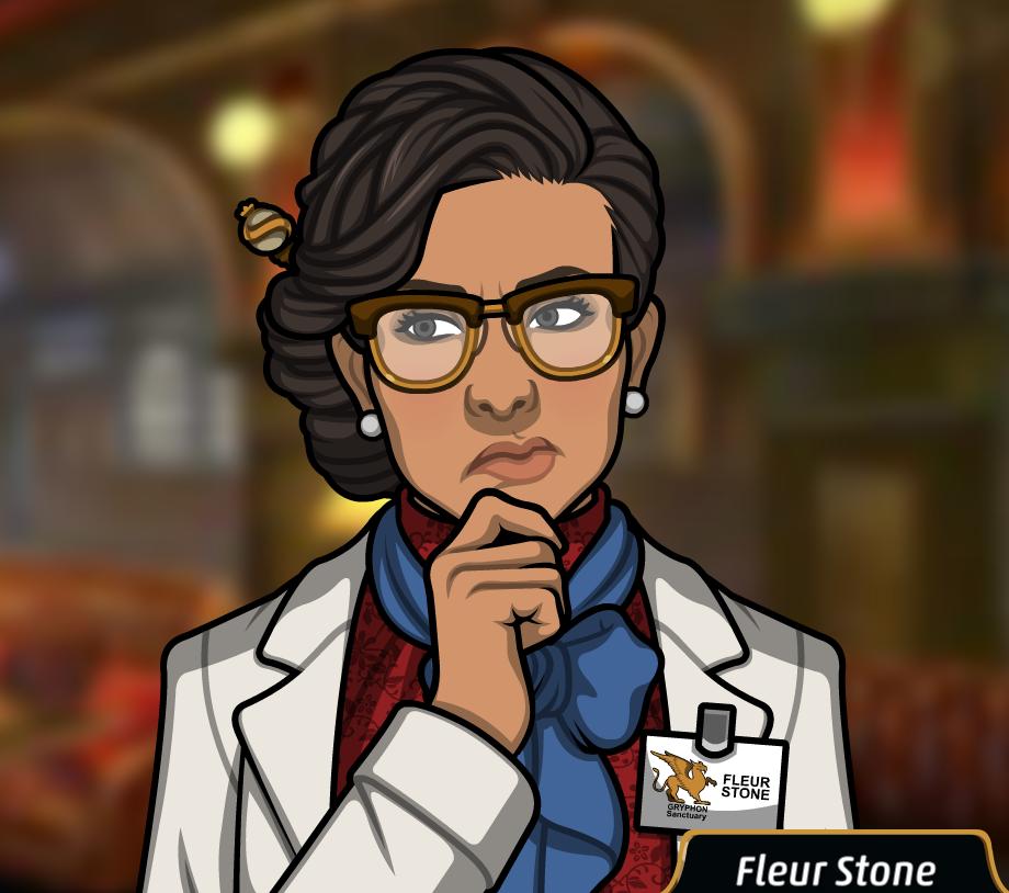 Fleur Stone