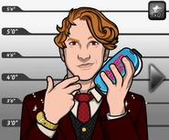 Jax Nero Ties mugshot