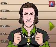 Henry VII mugshot