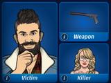 Murder à la Mode