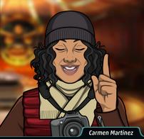 Carmen pensando 3
