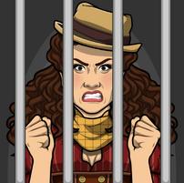 Lucy en prisión