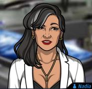 Nadia-Disdainful