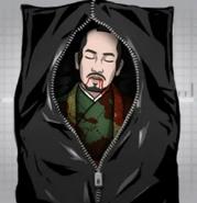 Shogun Yoshinobu Gojo's Body