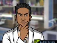 Amir Pensando2