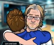 LarsandJackhugging4