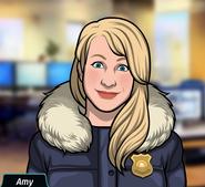 Amy-Warm Coat