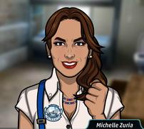 Michelle determinada 1