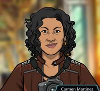 Carmen Confiada