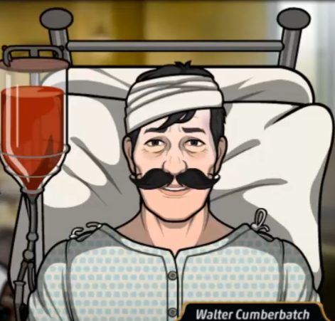 Walter Cumberbatch