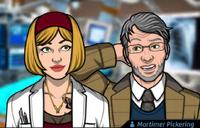 Martine y Mortimer Pickering2