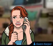 Gwen Endişeli