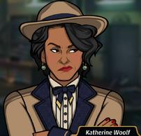 Katherine en Estudio en Rosa