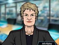 Ripley sonriente