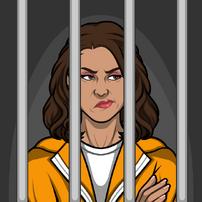 Sofía en prision-+