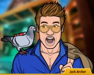 JackArcherwithapigeon
