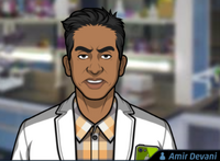 Amir Irritado