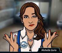 Michelle confundida 2