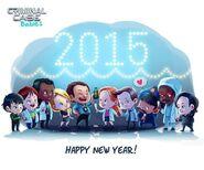 28 Feliz Año Nuevo 2015.