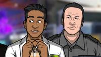 Amir y un Guardia 3