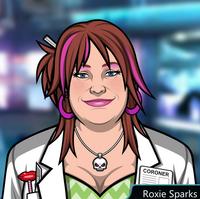 Roxie Sonriente
