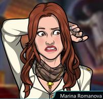 Marina Avergonzada