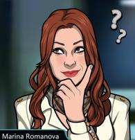 Marina Pensando 4