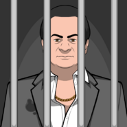 Tony Arrestado