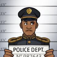 Officer Smythe