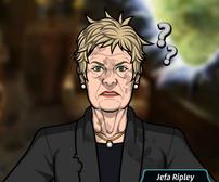 Ripley lesionada