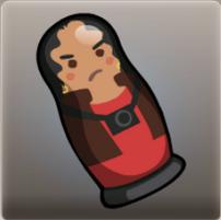 Muñeca rusa de Carmen