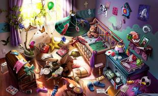 Dormitorio del Bebé C15