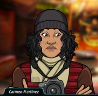 Carmen avergonzada 2
