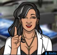 Nadia-Indicating
