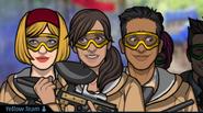 Martine, Rita and Amir-C270-2
