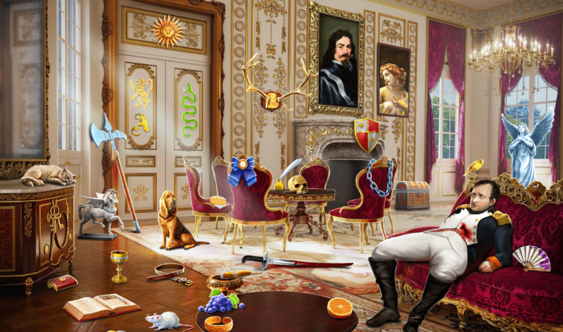 Bir Napolyon Cinayeti