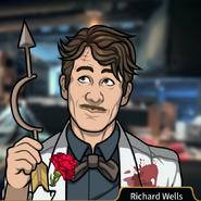 Richard with arrow 2