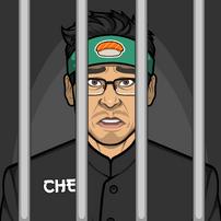 Yoshinobu preso
