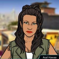 Asal Hawaa en Palabras de Despedida