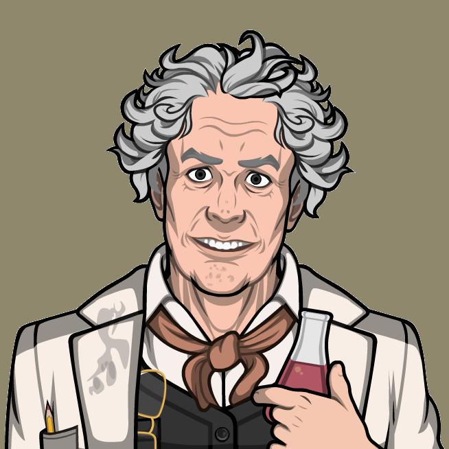Ernest Picklebrain