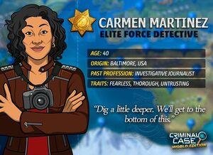 Descripción de Carmen