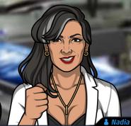 Nadia-Confident