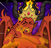 Reina muerta