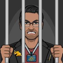 Ayush Patil preso