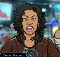 Carmen Enojada